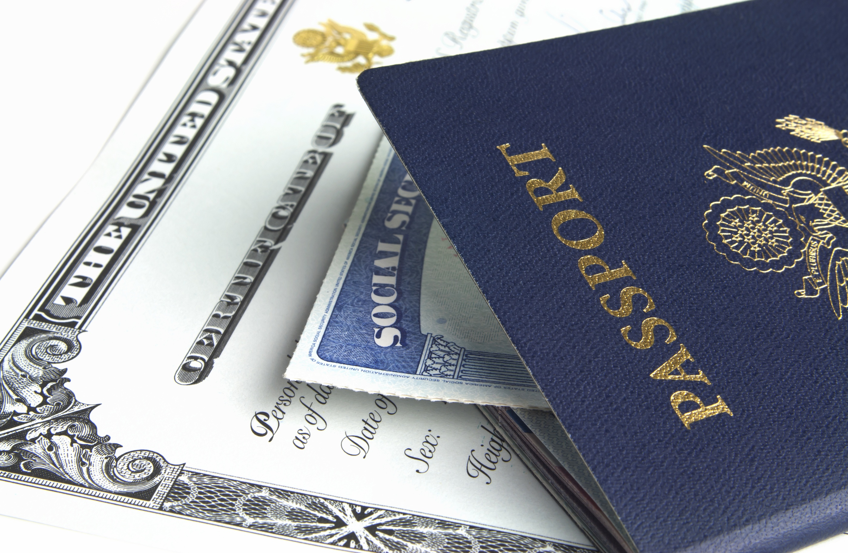 bigstock-Passport-And-Documents-35966011