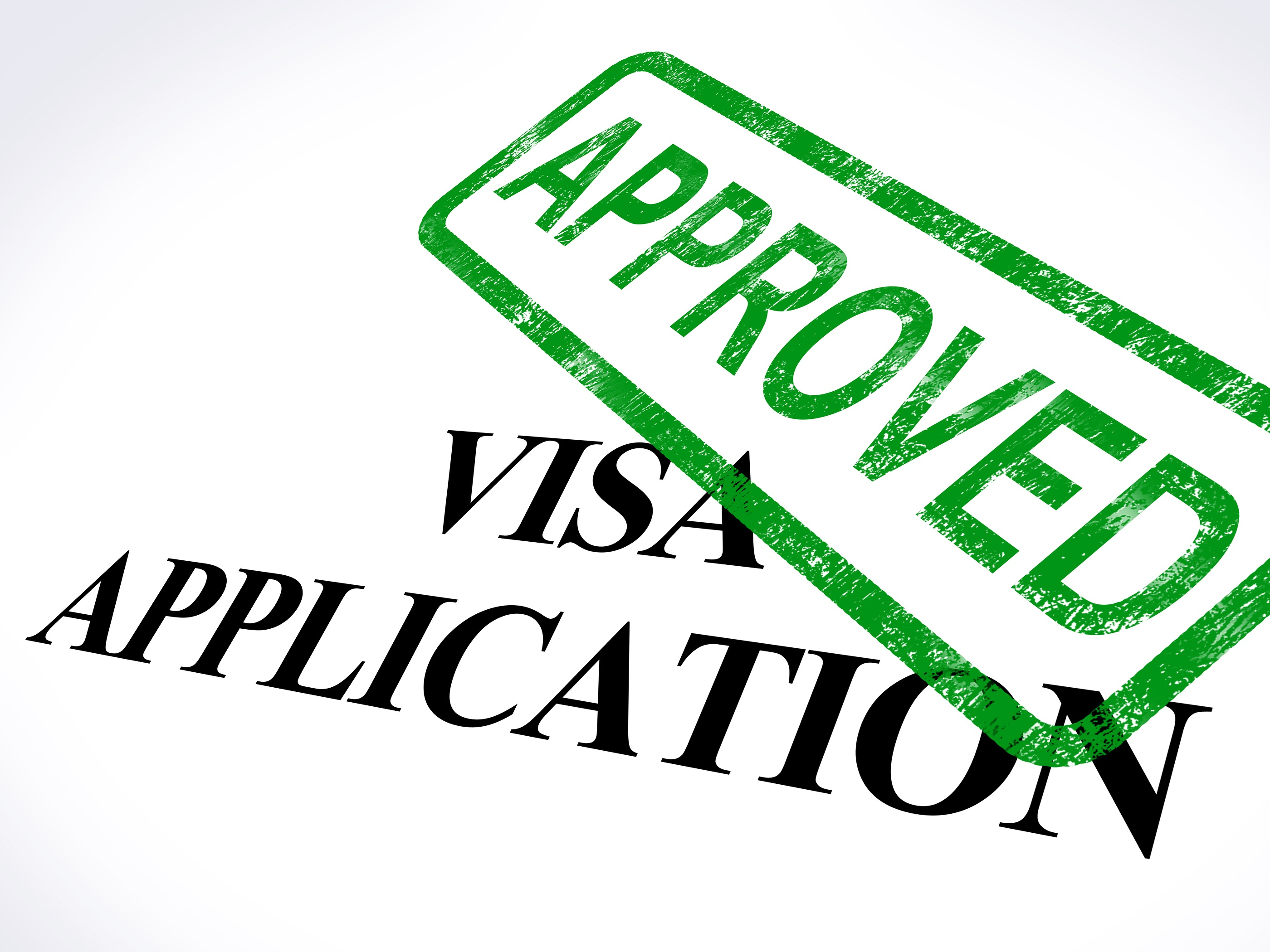 bigstock-Visa-Application-Approved-Stam-33558944